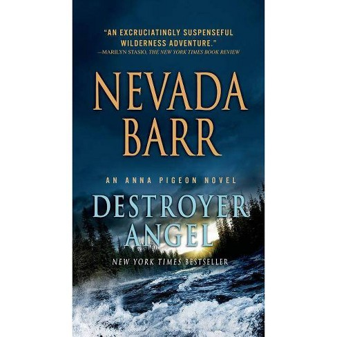 Destroyer Angel - (Anna Pigeon Mysteries) by  Nevada Barr (Paperback) - image 1 of 1