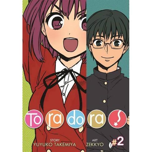 Toradora! Vol. 2 - by  Yuyuko Takemiya (Paperback) - image 1 of 1