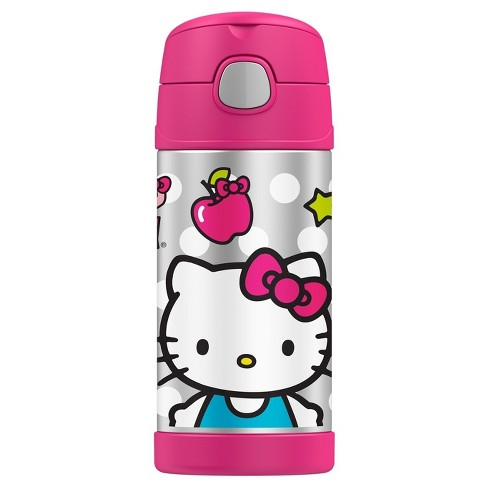 Genuine Thermos Hello Kitty FUNTAINER Pink - image 1 of 3