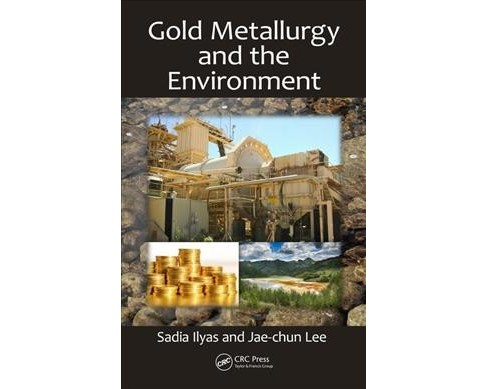 Gold Metallurgy and the Environment -  by Sadia Ilyas & Jae-chun Lee (Hardcover) - image 1 of 1