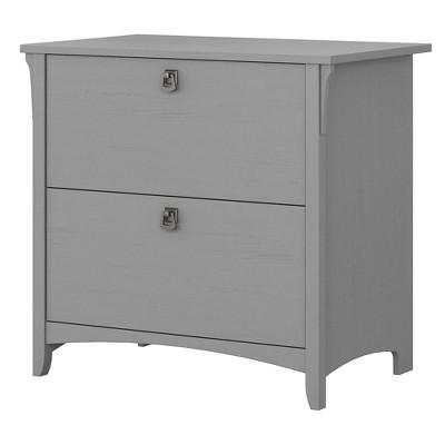 Salinas File Cabinet Gray - Bush Furniture