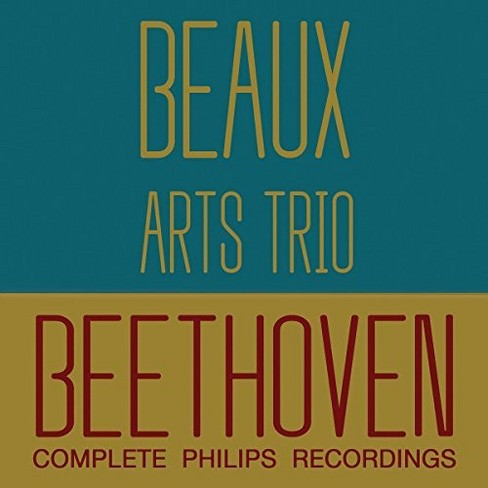 Beaux Arts Trio - Beethoven:Complete Piano Trios (CD) - image 1 of 1