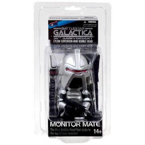 Battlestar Galactica 35th Anniversary Monitor Mate Cylon Centurion Mini Bobble Head - image 1 of 1