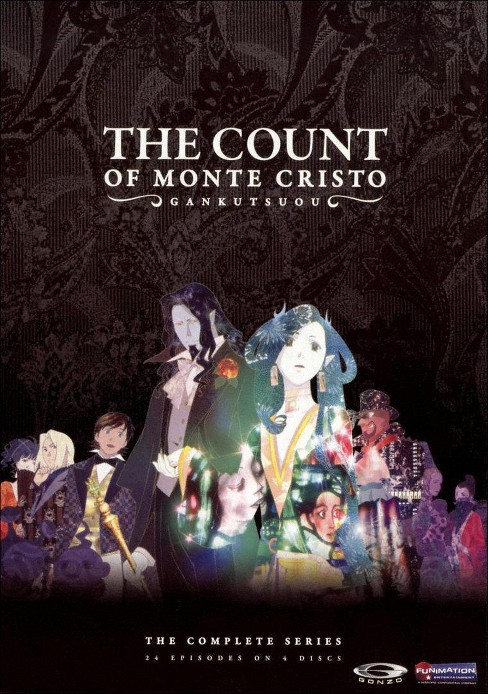 Gankutsuou:Count of monte cristo seas (DVD) - image 1 of 1
