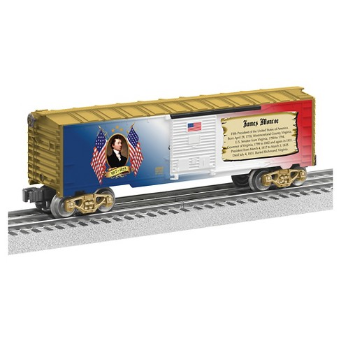 Lionel James Monroe Presidential Series Boxcar - image 1 of 1