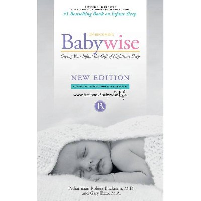 On Becoming Babywise - (Paperback)
