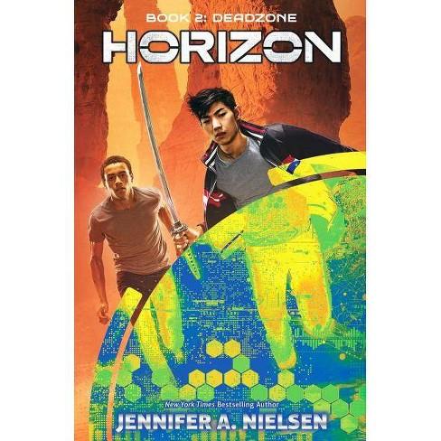 Deadzone - (Horizon) by  Jennifer A Nielsen (Hardcover) - image 1 of 1