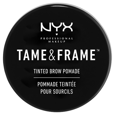 NYX Professional Makeup Tame & Frame Tinted Brow Pomade Espresso - 0.18oz - image 1 of 3