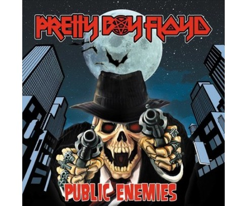 Pretty Boy Floyd - Public Enemies (Vinyl) - image 1 of 1