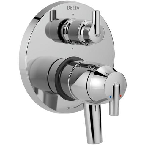 Delta Faucet T27959 Trinsic Monitor 17 Series Dual Function Pressure Balanced Valve Trim - image 1 of 1