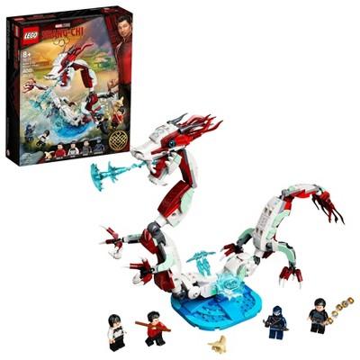 LEGO Marvel Shang-Chi Battle at the Ancient Village 76177