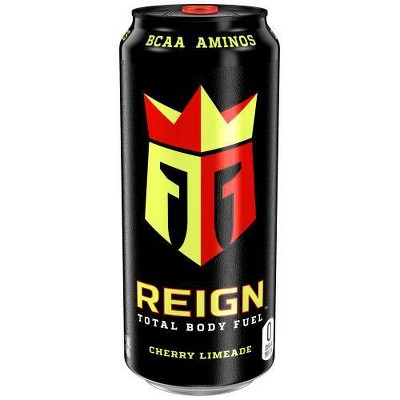 Reign Cherry Limeade Energy Drink - 16 fl oz Can