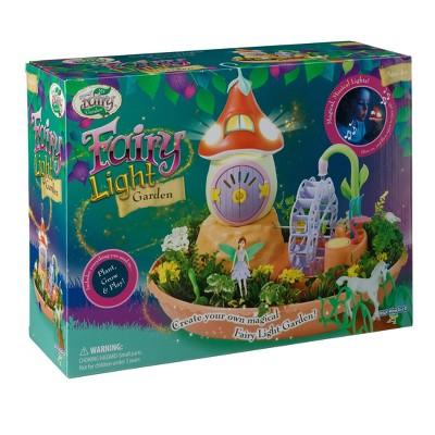 My Fairy Garden Fairy Light Garden Playset