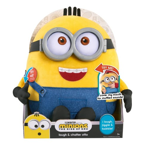Illumination's Minions: The Rise of Gru Laugh & Chatter Otto - image 1 of 4