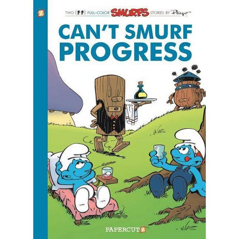 The Smurfs #23 - (Smurfs Graphic Novels (Hardcover)) by  Peyo (Hardcover) - image 1 of 1