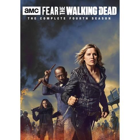 Fear The Walking Dead Sn 4 (DVD) : Target