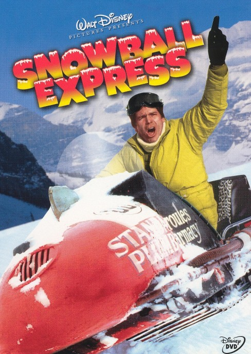 Snowball Express (DVD) - image 1 of 1
