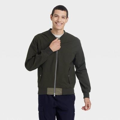 Men's Lightweight Bomber Jacket - Goodfellow & Co™