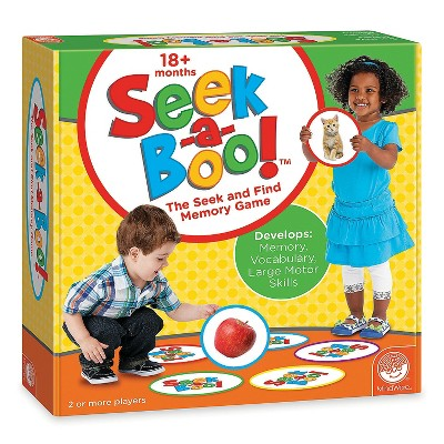 MindWare Seek-A-Boo! - Early Learning - 72 Pieces