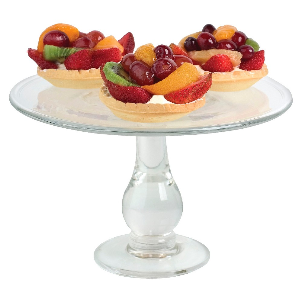 Atland Simplicity Dessert Stand - Clear