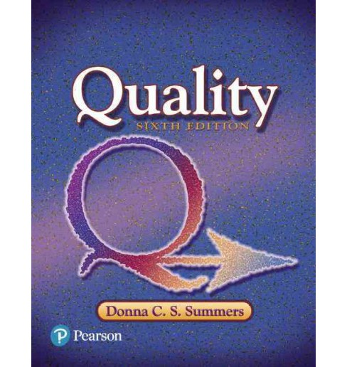 Quality (Hardcover) (Donna C. S. Summers) - image 1 of 1