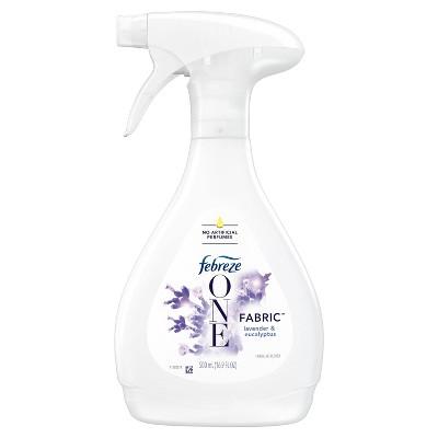 Febreze ONE Odor-Eliminating Fabric Refresher - Lavender & Eucalyptus - 16.9 fl oz
