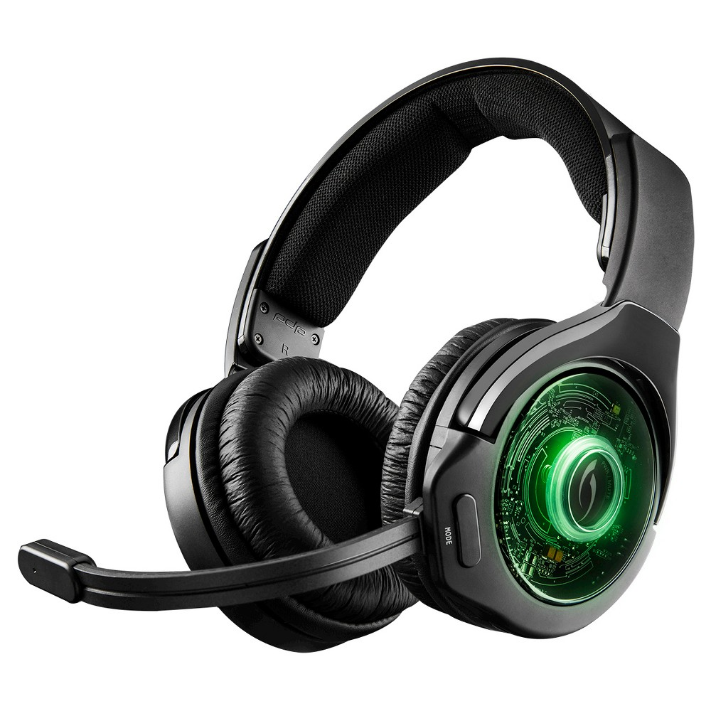 Image of Afterglow AG 9 Wireless Headset for Xbox One, Black
