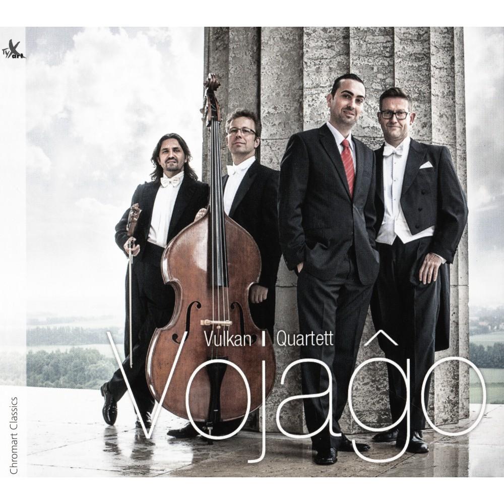 Vulkan Quartett - Vojago (CD)