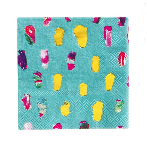 Cypress Home Boho Floral Party Paper Cocktail Napkins 20 Count Target
