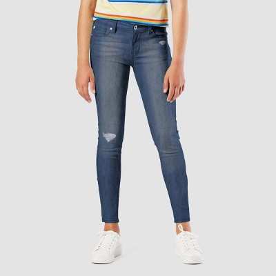 DENIZEN® from Levi's® Girls' Super Skinny Mid-Rise Jeans
