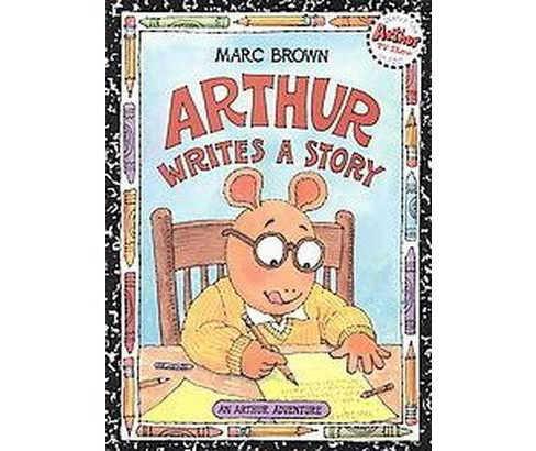 Arthur Writes a Story (Paperback) (Marc Tolon Brown) - image 1 of 1