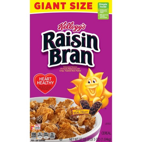 Raisin Bran Breakfast Cereal - 36oz