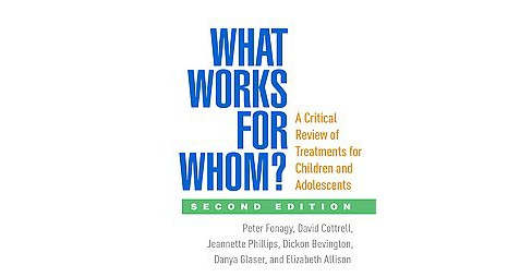 What Works for Whom? : A Critical Review of Treatments for Children and Adolescents (Paperback) (Peter - image 1 of 1