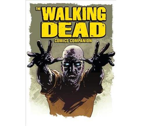 Walking Dead Comics Companion (Paperback) - image 1 of 1