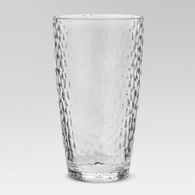 Plastic Tall Textured Tumbler 18oz - Threshold™