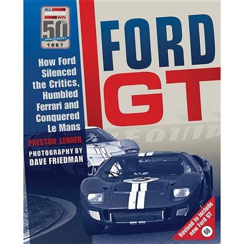 Ford Gt By Preston Lerner Hardcover Target