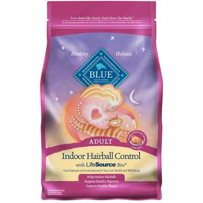 Cat Food: Blue Buffalo Indoor Hairball Control
