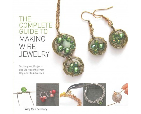 Wire Jig | Complete Guide To Making Wire Jewelry Techniques Projects And