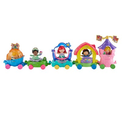 Fisher-Price Little People Disney Princess Parade 5pk Giftset