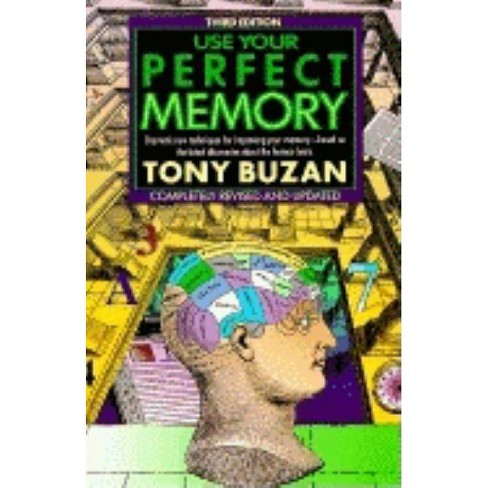 Use Your Perfect Memory - 3 Edition by  Tony Buzan (Paperback) - image 1 of 1