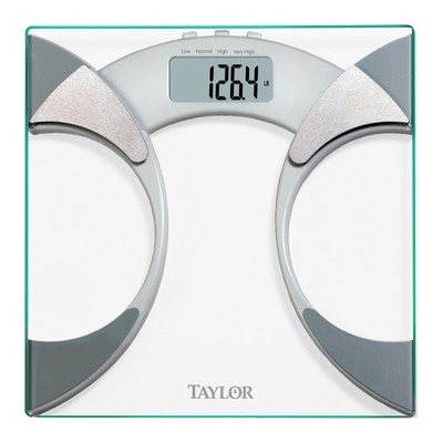 Glass Body Fat Scale - Taylor