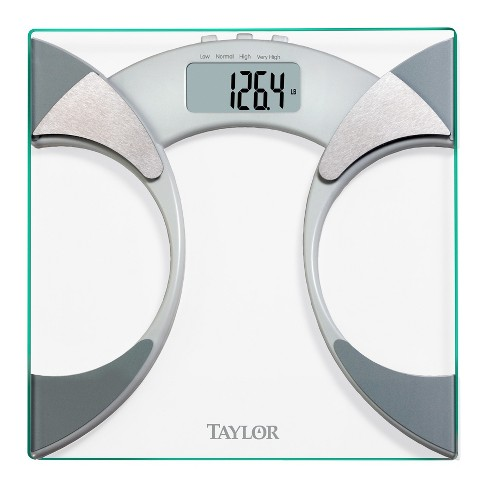 Glass Body Fat Scale - Taylor - image 1 of 1