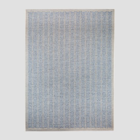 Spectrum Outdoor Rug Blue - Project 62™ - image 1 of 4