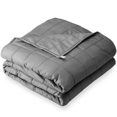 Bare Home 100% Cotton Weighted Blanket - image 1 of 4