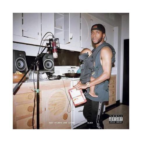 6LACK - East Atlanta Love Letter (EXPLICIT LYRICS) (CD) - image 1 of 1