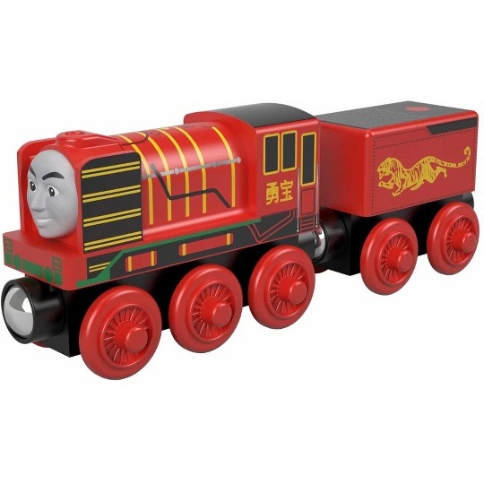 Fisher-Price Thomas & Friends Wood Yong Bao Engine image number null