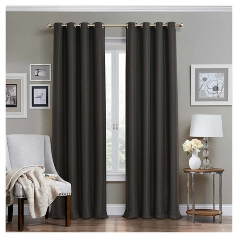 Wyndham Thermaweave Blackout Curtain Panel - Eclipse™ - image 1 of 2