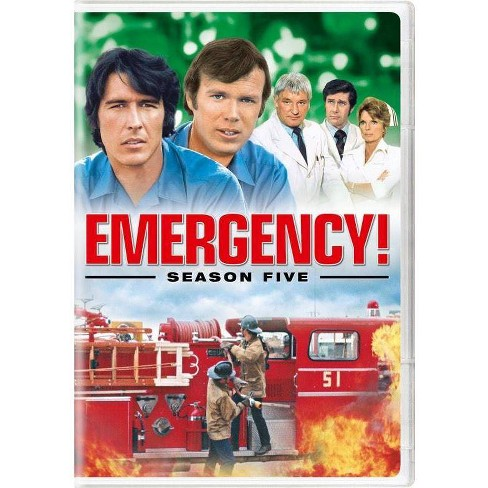 Emergency! Season Five (DVD) - image 1 of 1