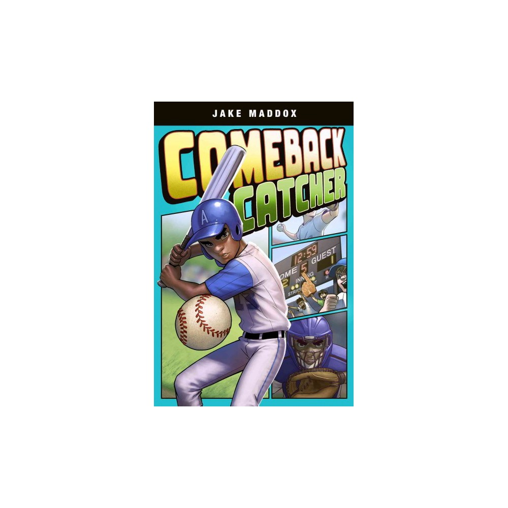 Comeback Catcher (Paperback) (Eric Braun)