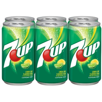 Soft Drinks: 7-UP
